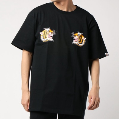 Bape Tiger Tee T-Shirt
