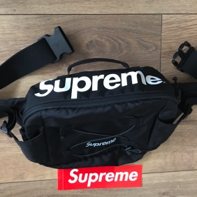 Ss17 Supreme Cordura Fabric Waist Bag