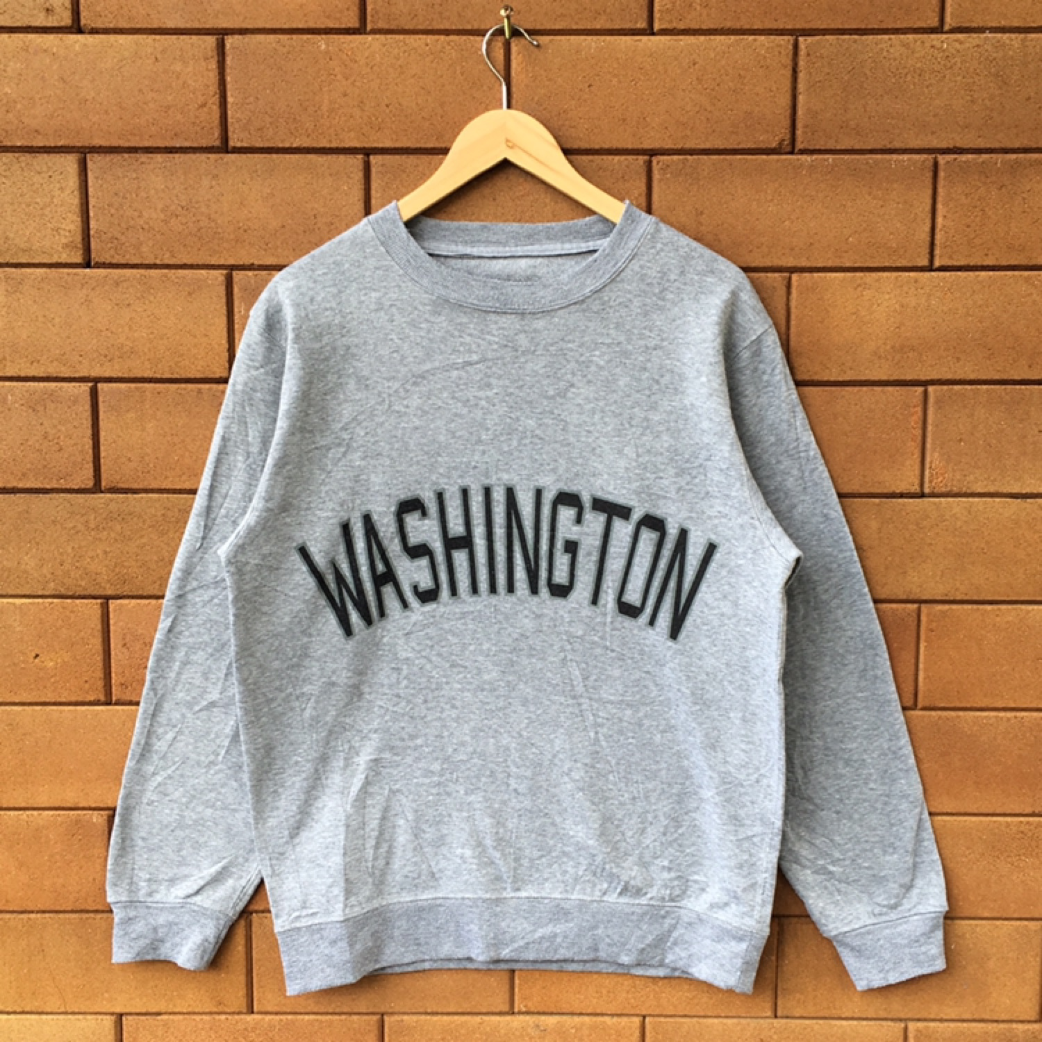 Vintage 90'S Washington Sweatshirt