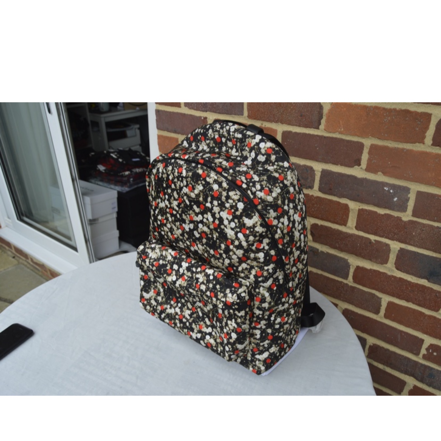 Givenchy Japan Exclusive Baby's Breath Backpack