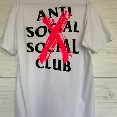 Anti Social Social Club Canceled Tee