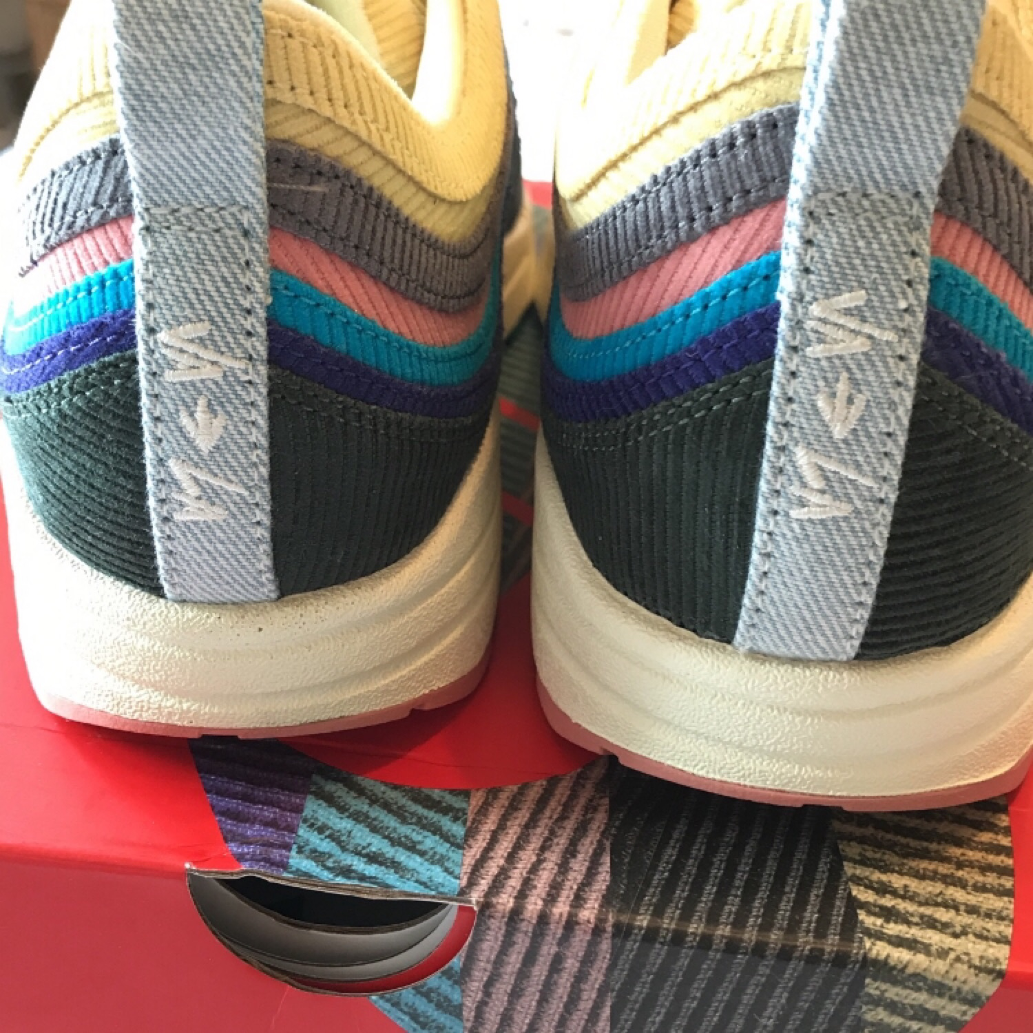 more photos d0896 f4773 Nike Air Max 97 Sean Wotherspoon Size Uk 9 Us 10