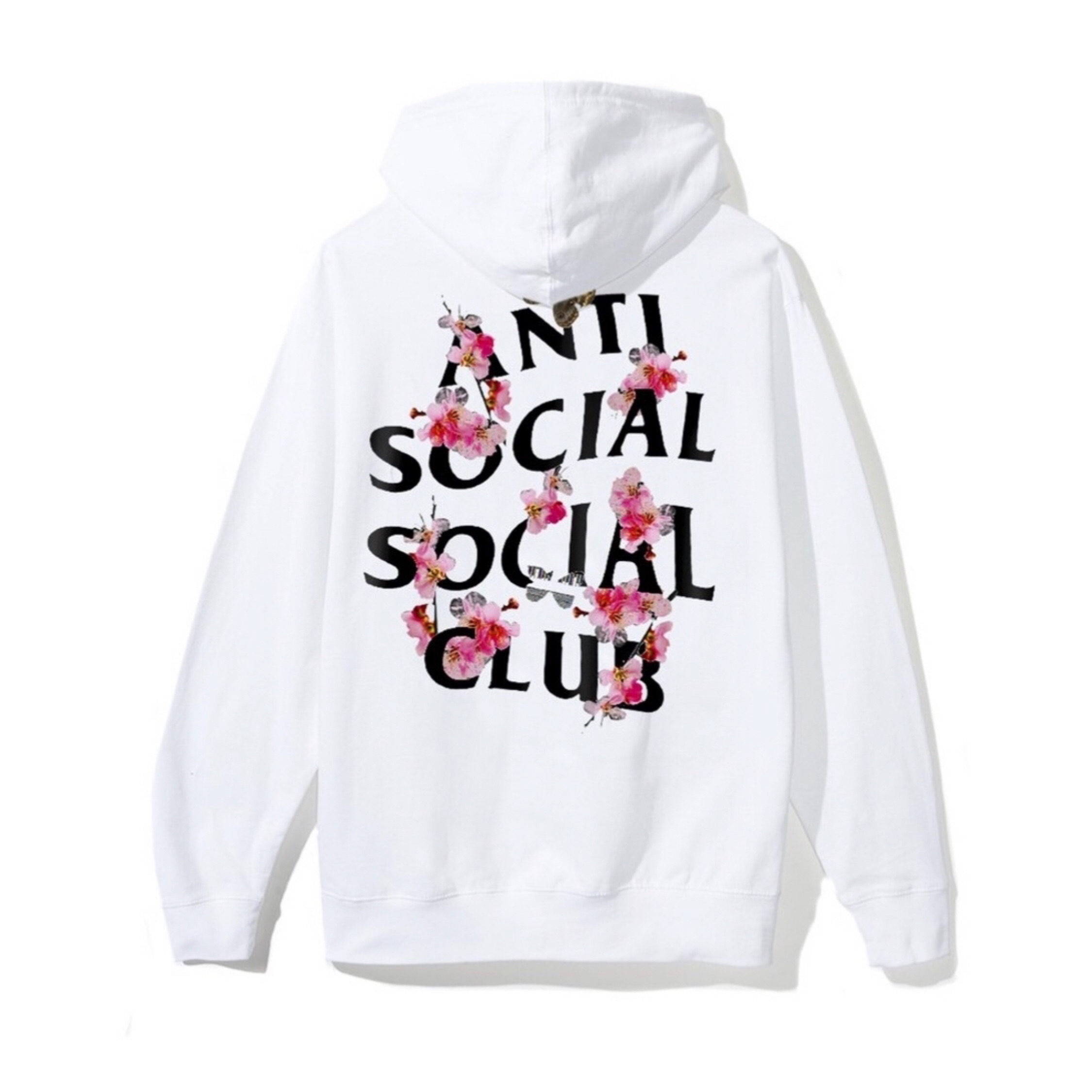 281c47d6f5b6 New Anti Social Social Club Kkoch Hoodie Supreme