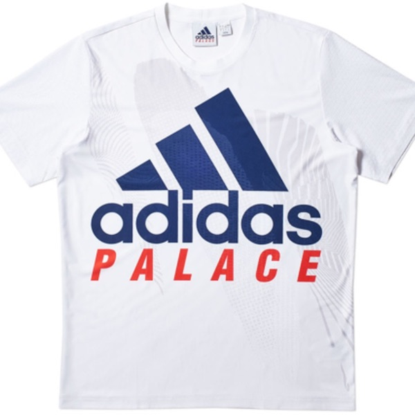Palace Adidas Tennis On-Court Interview T-Shirt