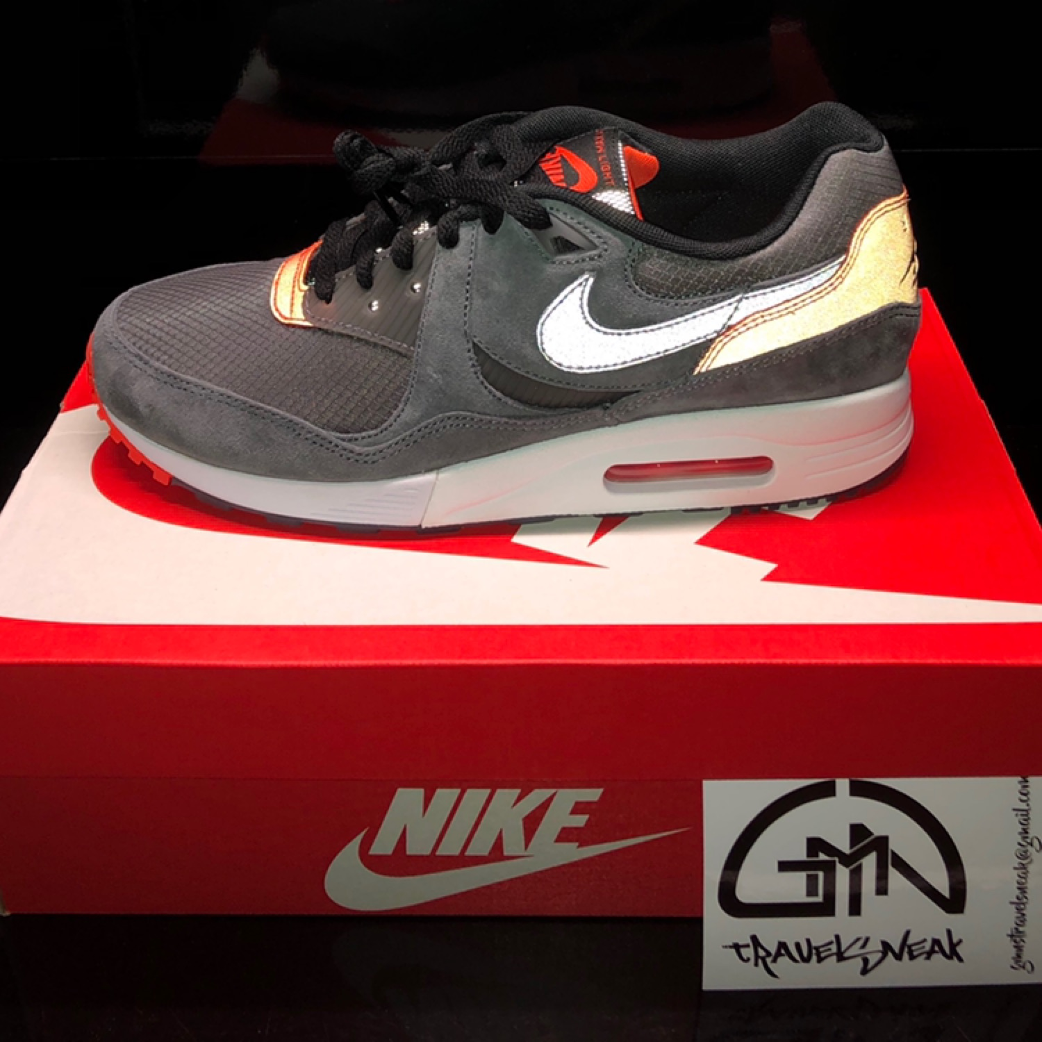 Nike Air Max Light X Size? Air Max Day 2019