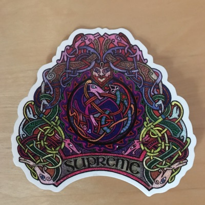 Stickers Supreme Knot
