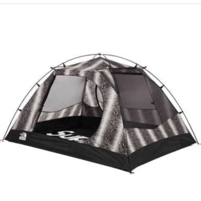 Supreme X The North Face Tnf Snakeskin Tent