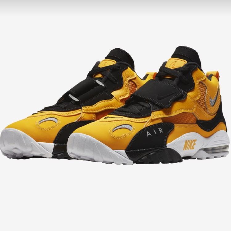 the latest a31fd edf2e New Nike Air Max Speed Turf Pittsburgh Steelers BV1165 100