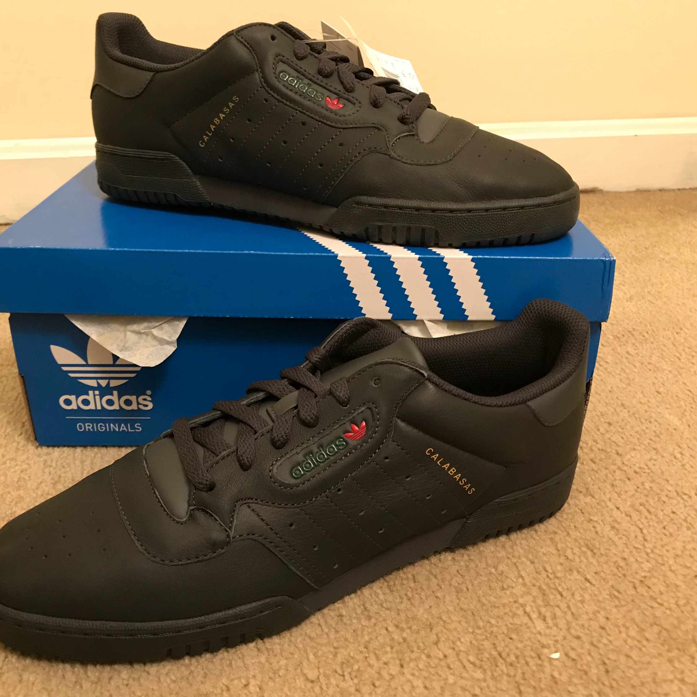 Adidas Power Phases