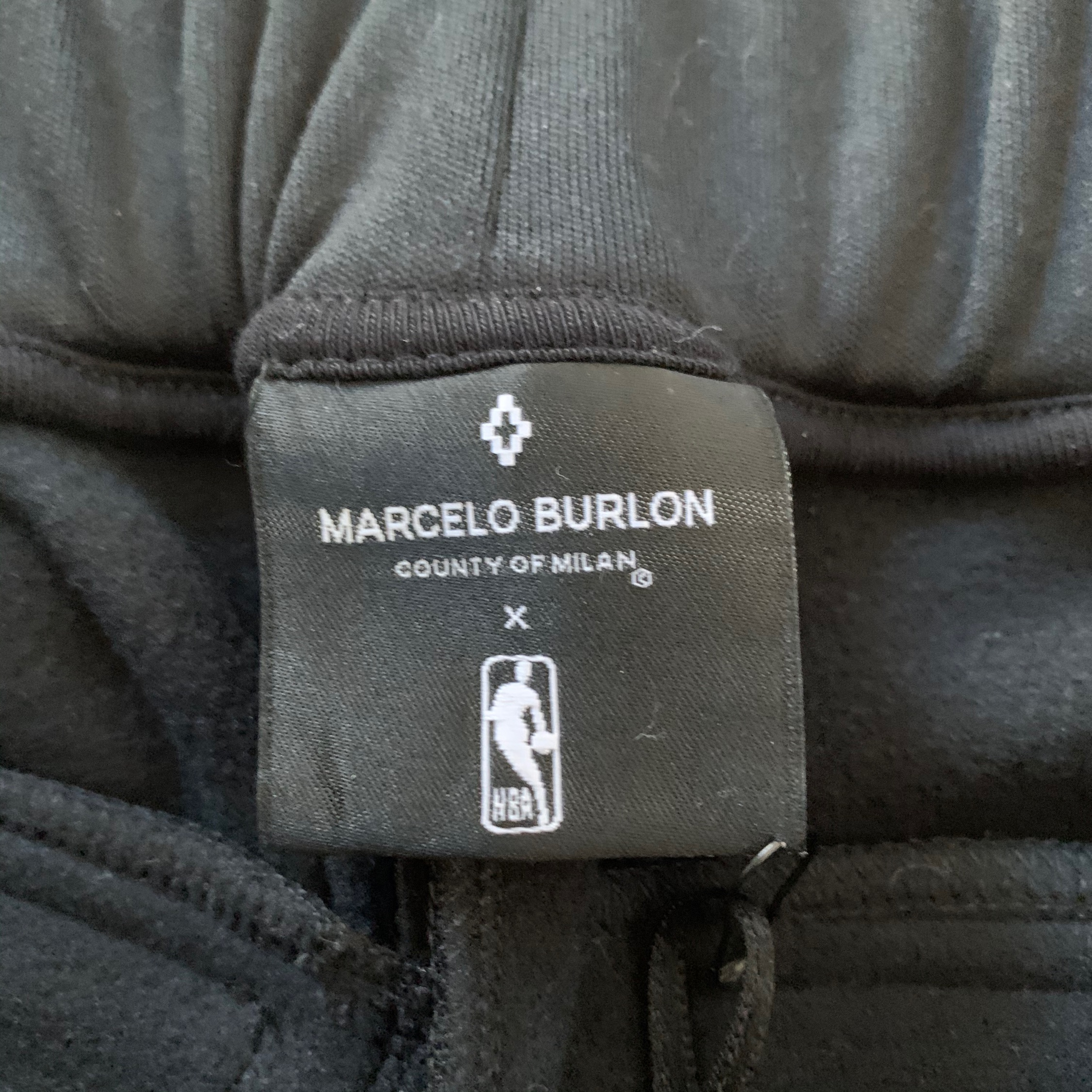 Marcelo Burlon X Nba Trackpants