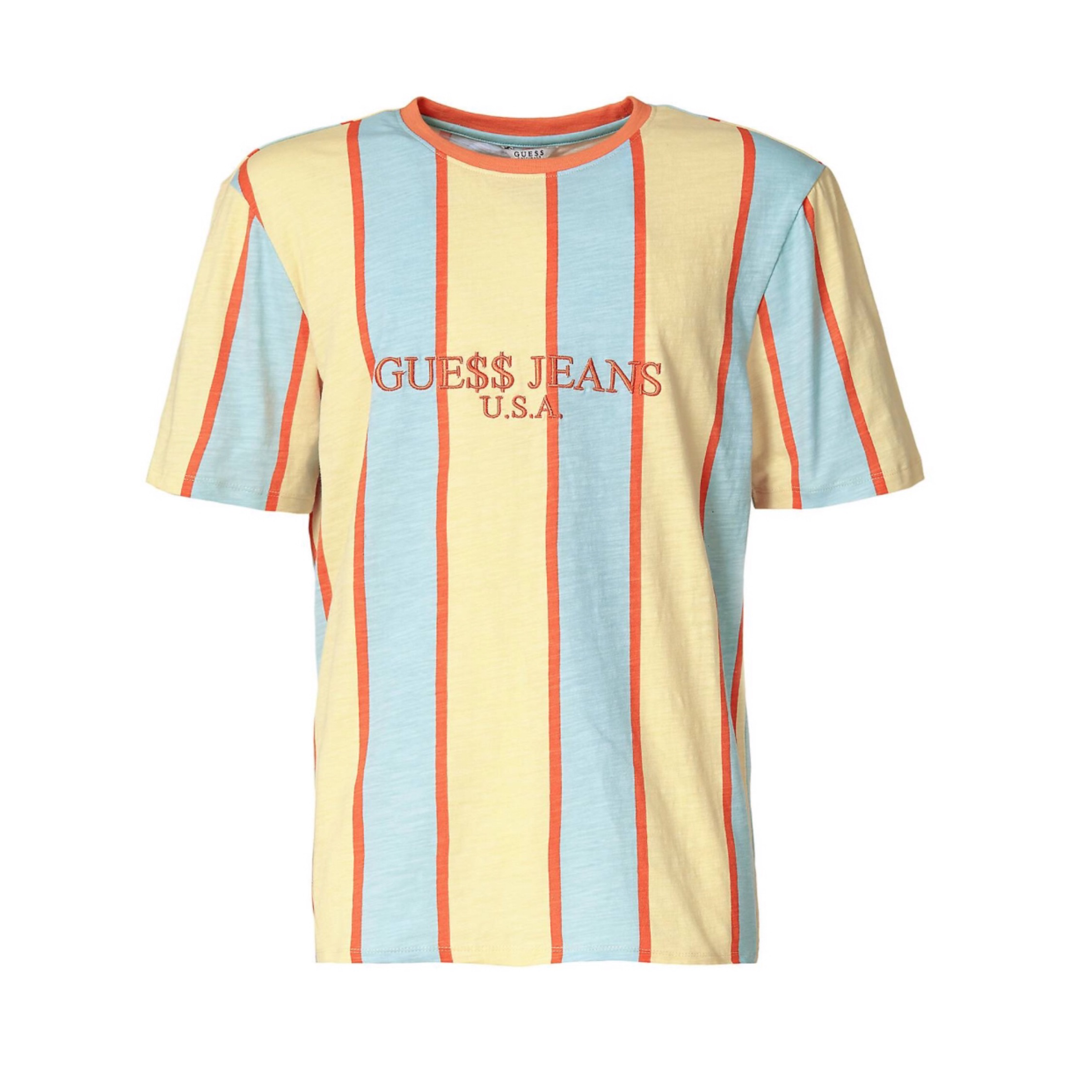 Guess X A$Ap Rocky Usa T-Shirt