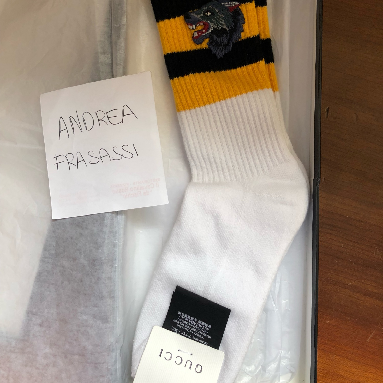 Gucci Socks Ds