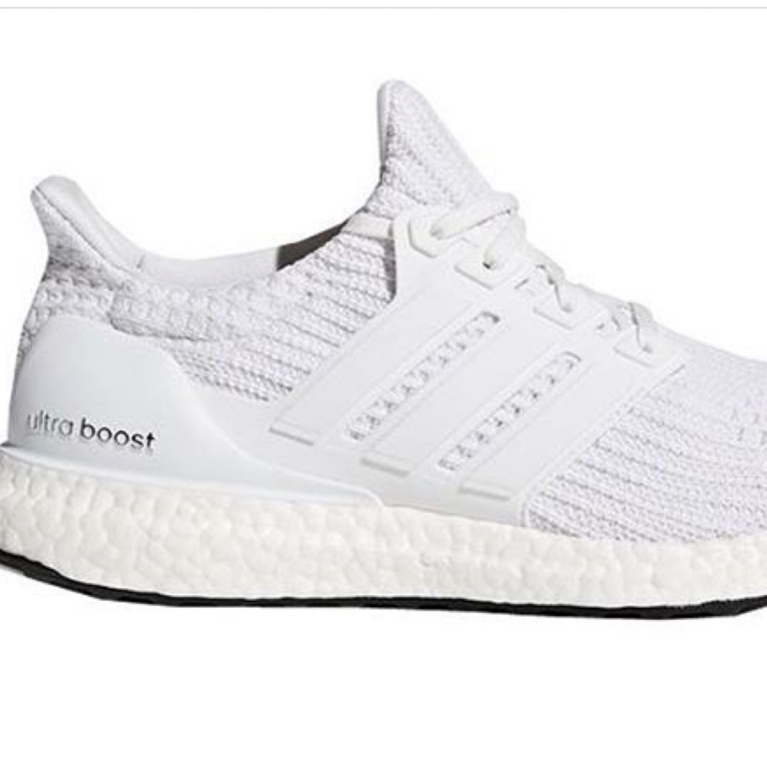 new style a295f 2969d Adidas Ultra Boost 1.0 Triple White