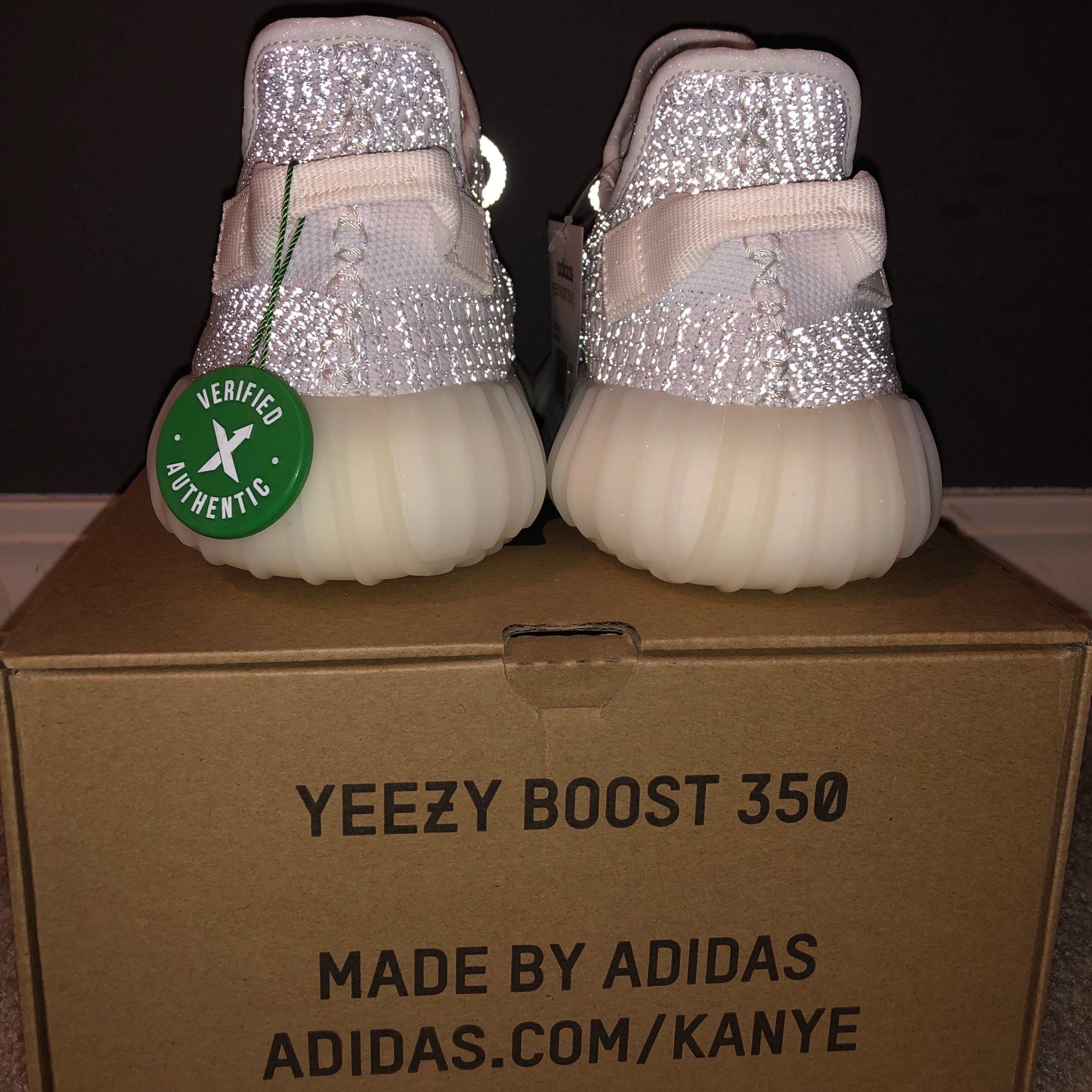 """b29a2be2fca Yeezy Boost 350 V2 """"Static Reflective"""""""