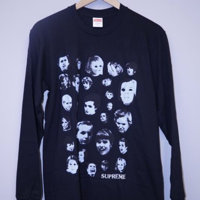 Supreme Faces Long Sleeve Tee