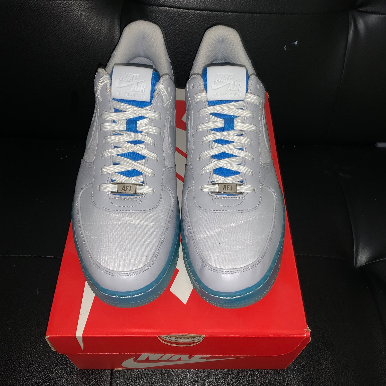 Air Force 1 Back To The Future