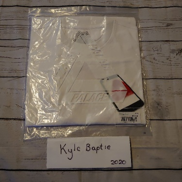 Palace Tri-Phone T-Shirt White