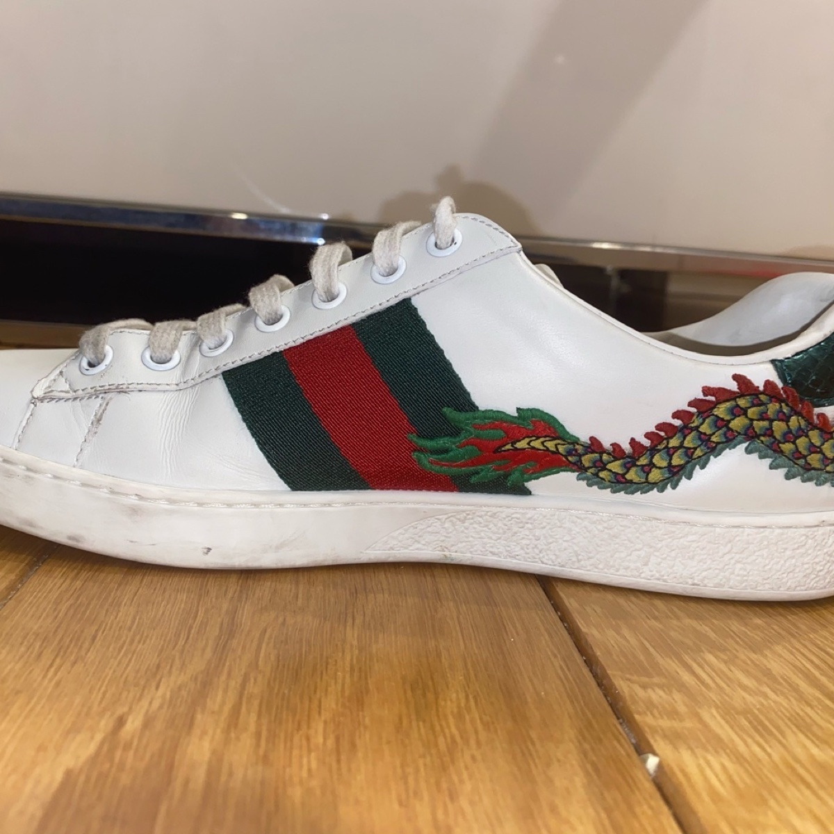 Gucci ace dragon