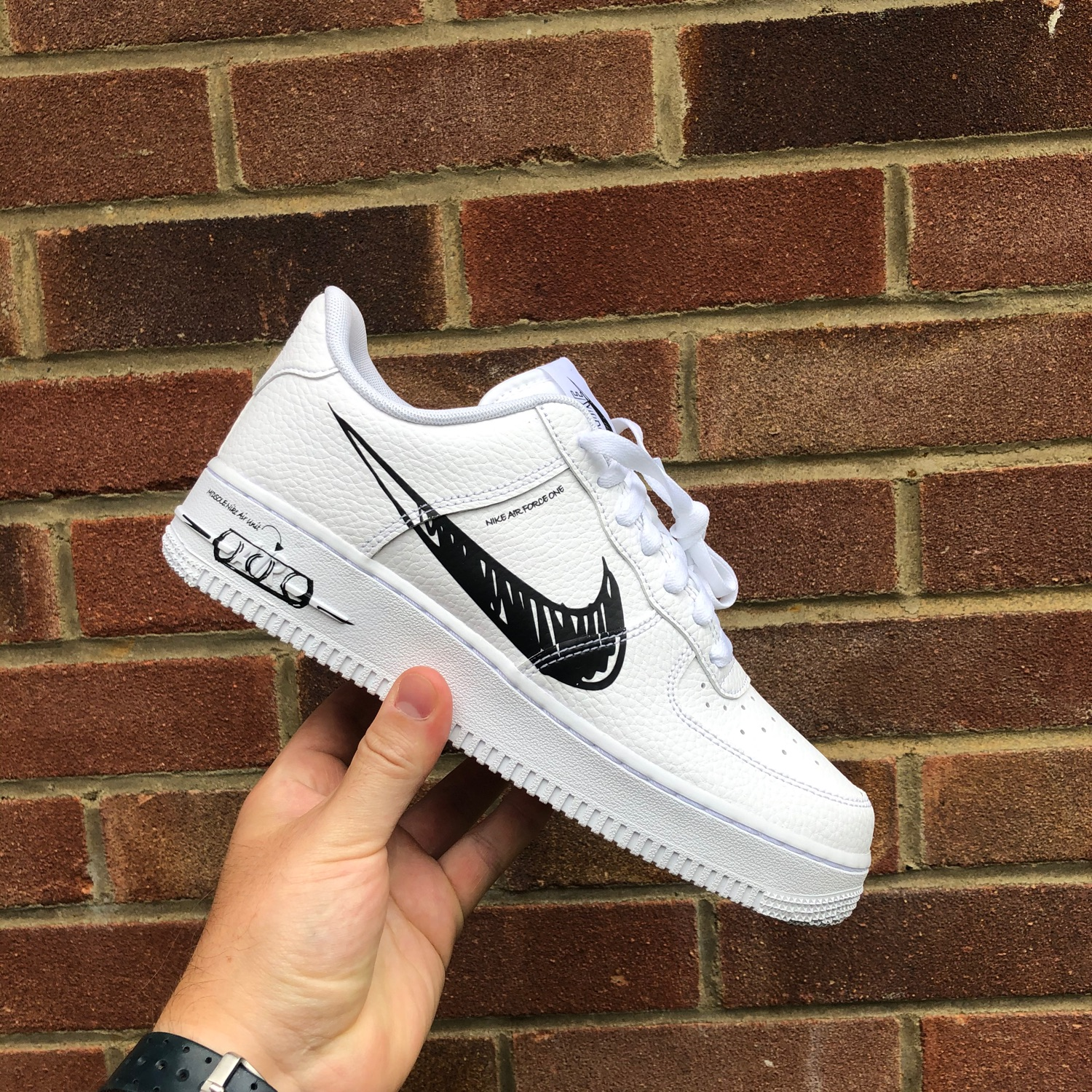 nike air force 1 low white south africa