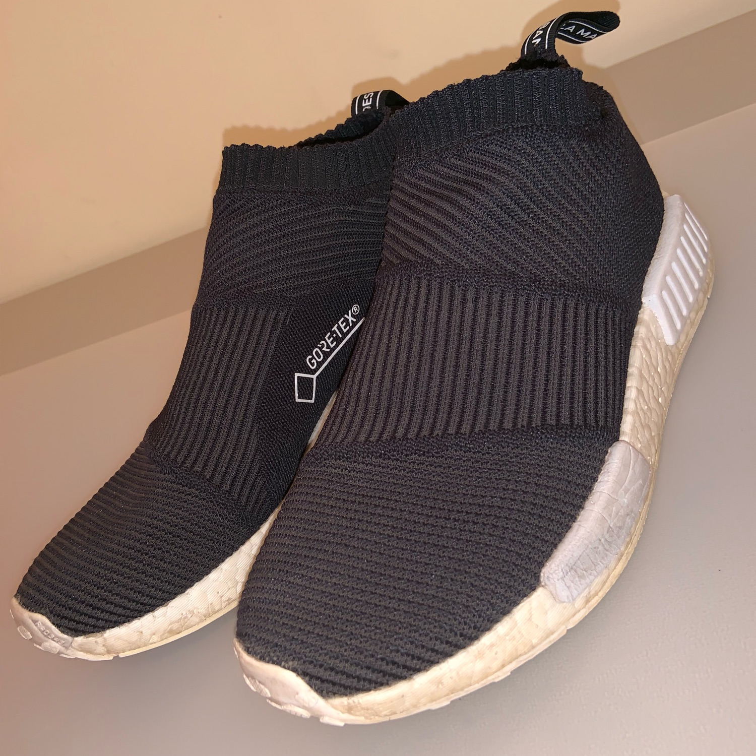 check-out 9915d b536d Adidas Nmd Gore-Tex City Sock