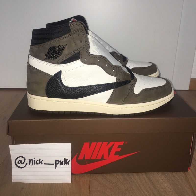 Air Jordan 1 High Retro Travis Scott
