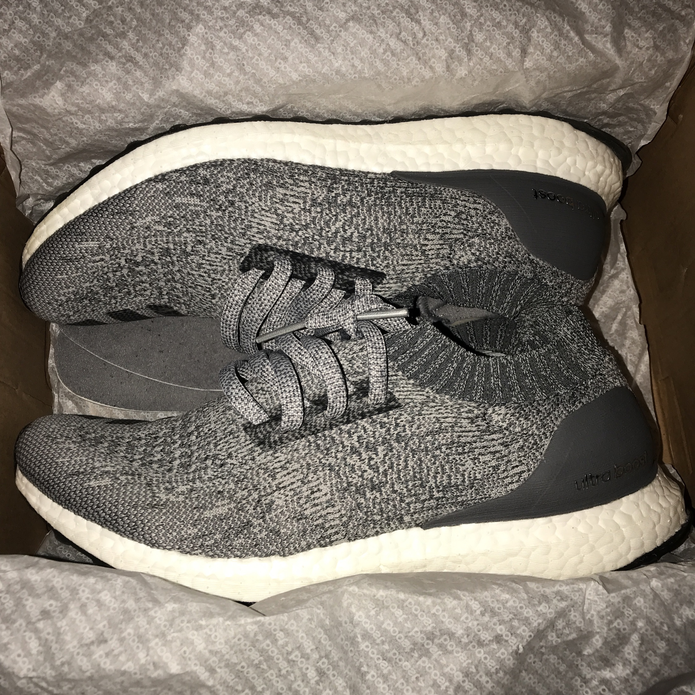 premium selection 6b777 cee37 Adidas Ultra Boost Uncaged Grey Buy Now!!!