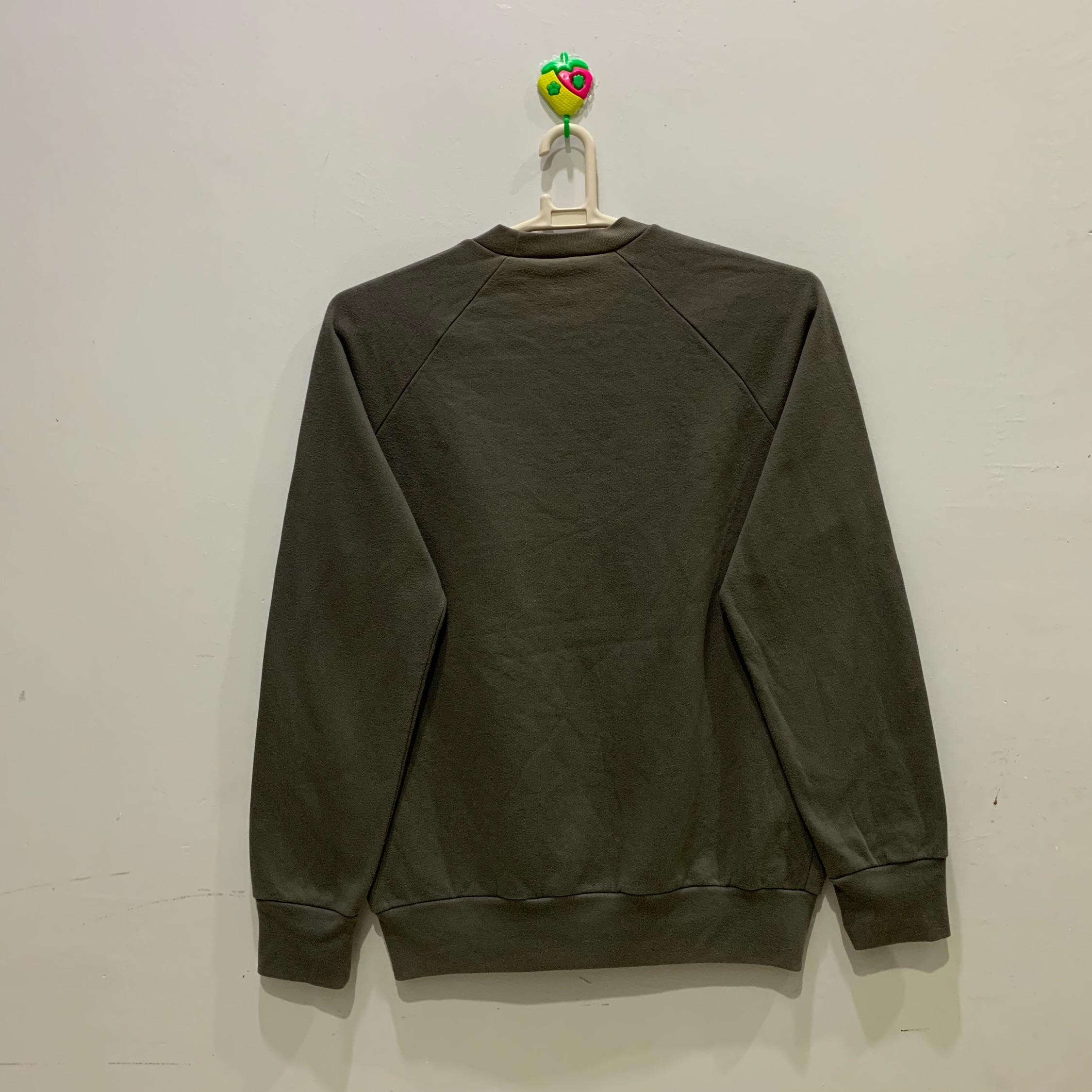 55Dsl Sweatshirts Size M Made In Portugal Fits L