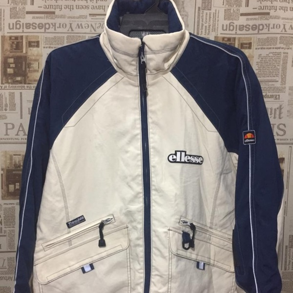 Vintage Ellesse Winter Jacket