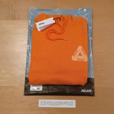 Supreme Slub Hood (Orange)