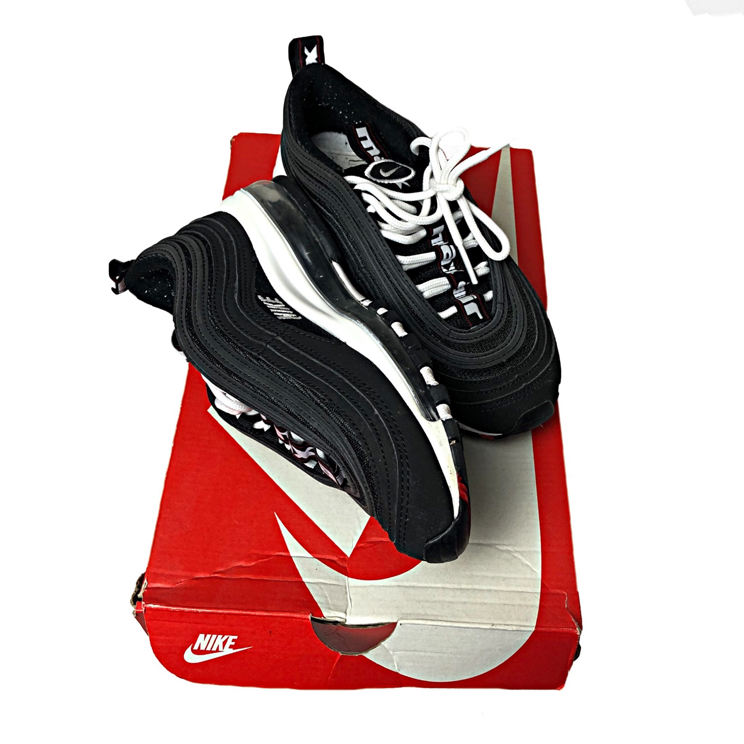 uk availability 53bd0 ea102 Nike Air Max 97 Child's Size 3