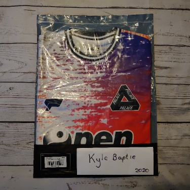 Palace Multi Option Footie Jersey Top - Multi - Medium - BNWT