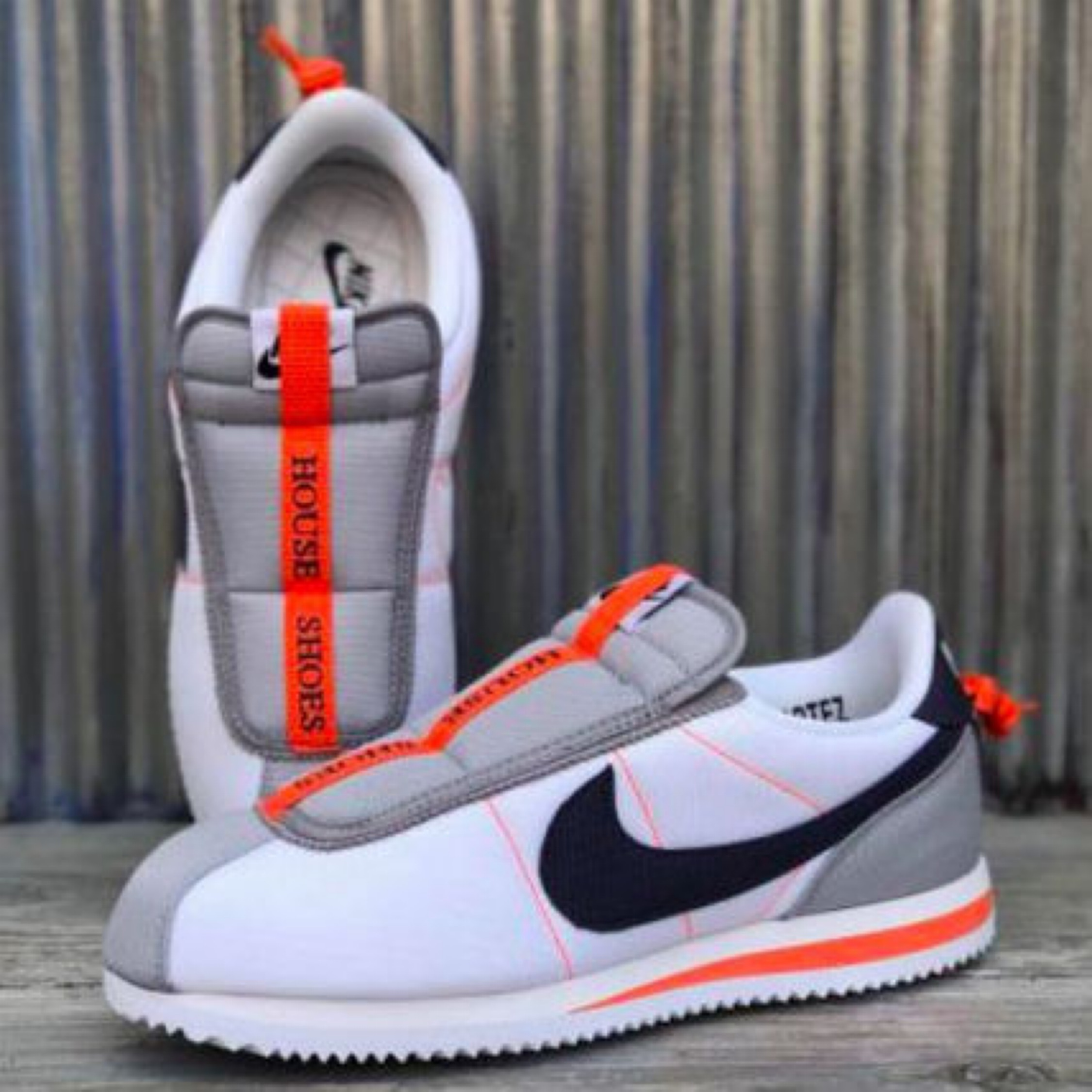 best authentic 92c33 ea910 Nike Cortez Basic Slip