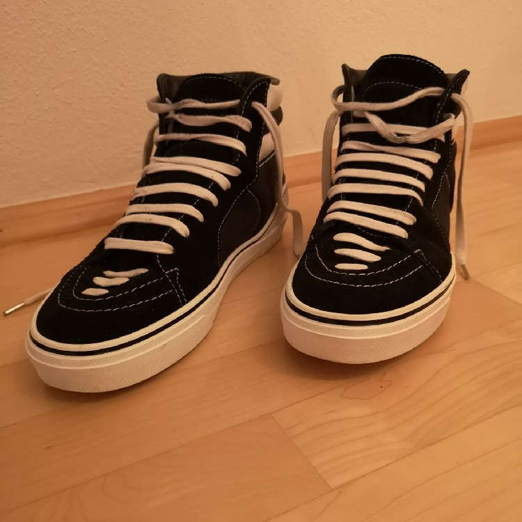 low price new high quality hot products Givenchy Black & White Skate Sneakers