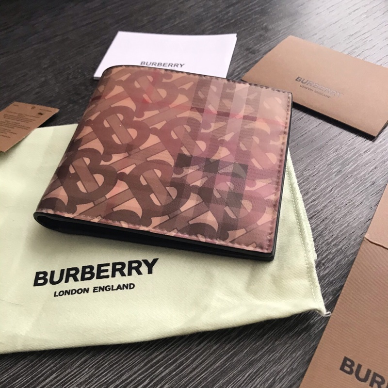 BURBERRY Wallet 3D Print Brand New