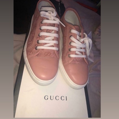 Gucci Women Trainers Pink
