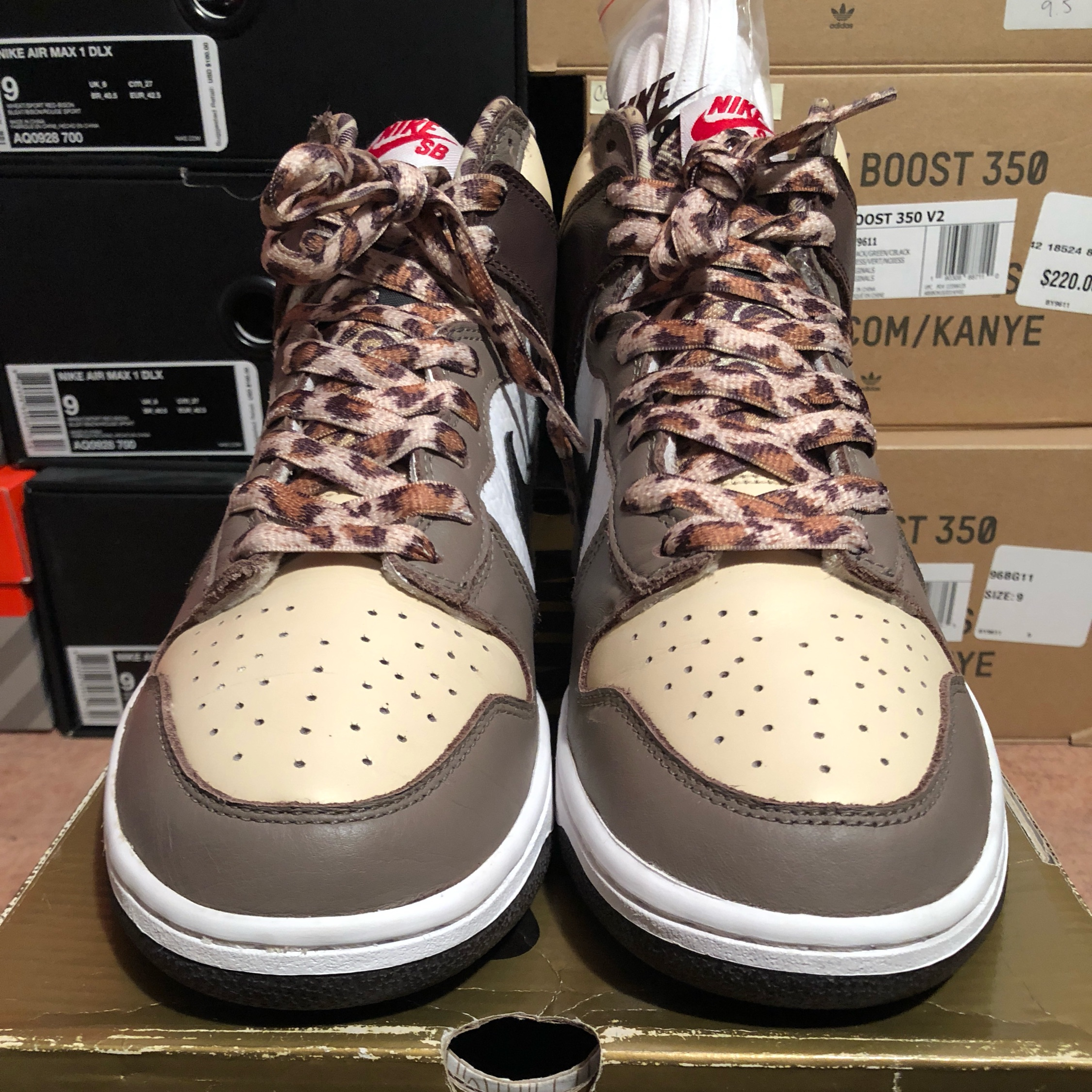 competitive price 9d256 a1afb Nike Sb Dunk High Ferris Bueller Sz 9.5