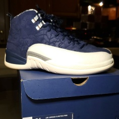 "Jordan 12 ""International Flight"" Sz 8.5"