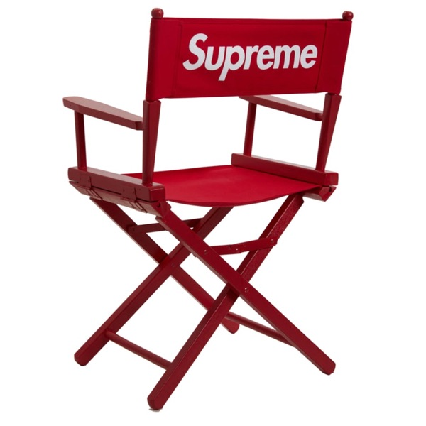 Supreme Director's Chair (Red)