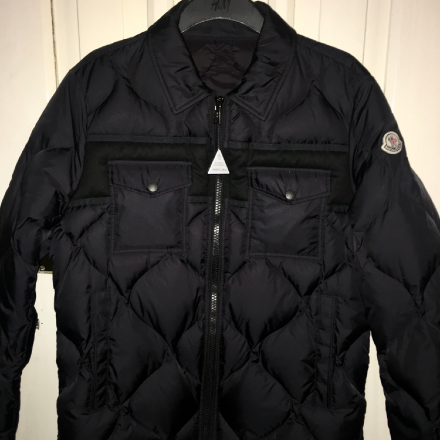 fdd871fa7 Moncler Stephan Jacket Size 3 Medium Rrp 689