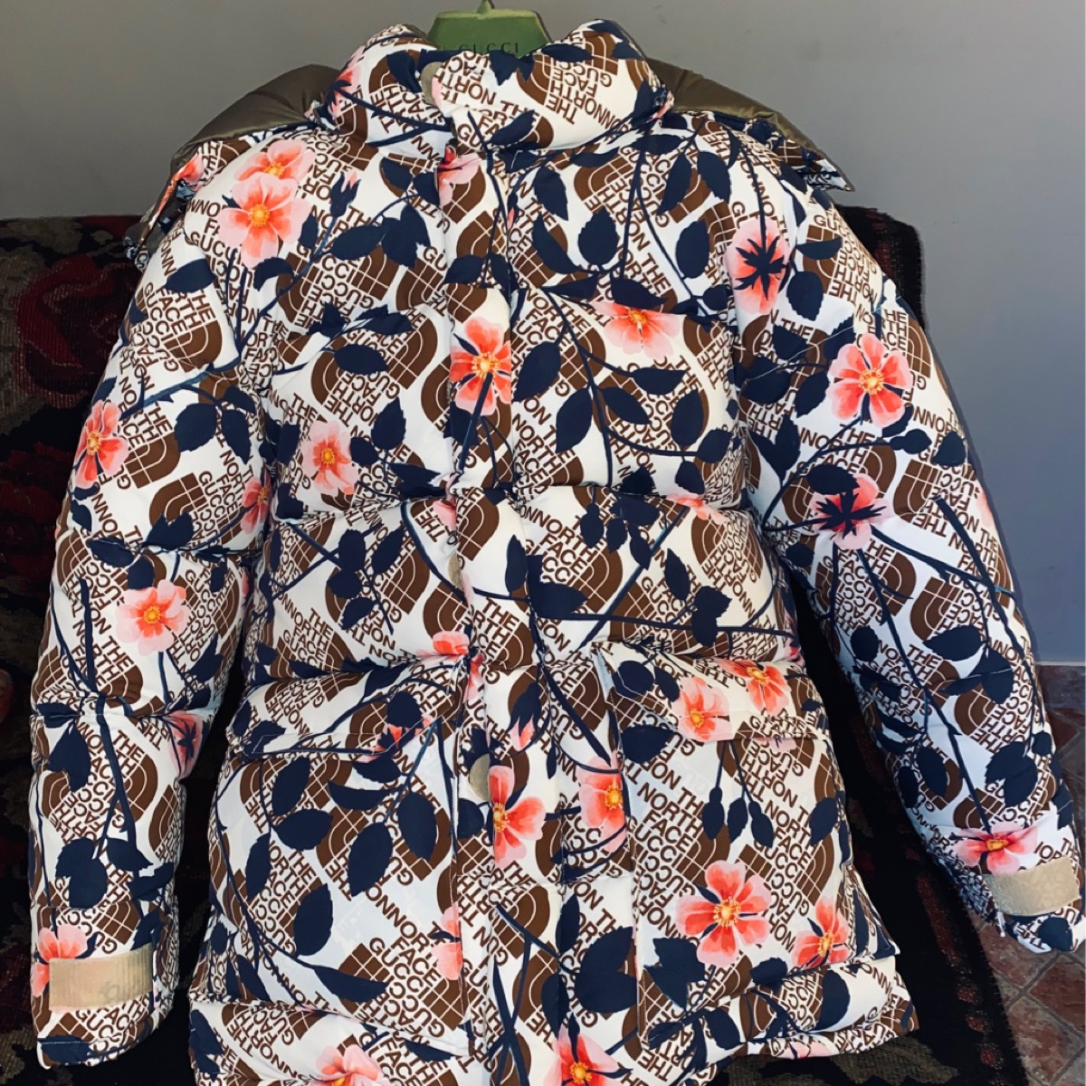 Bombet The North Face X Gucci Limited edition