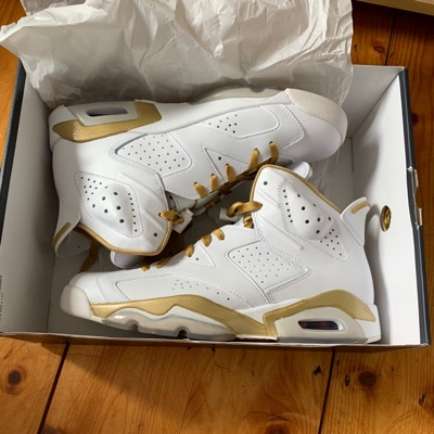 Jordan 6 Retro Golden Moments Pack (Gmp)