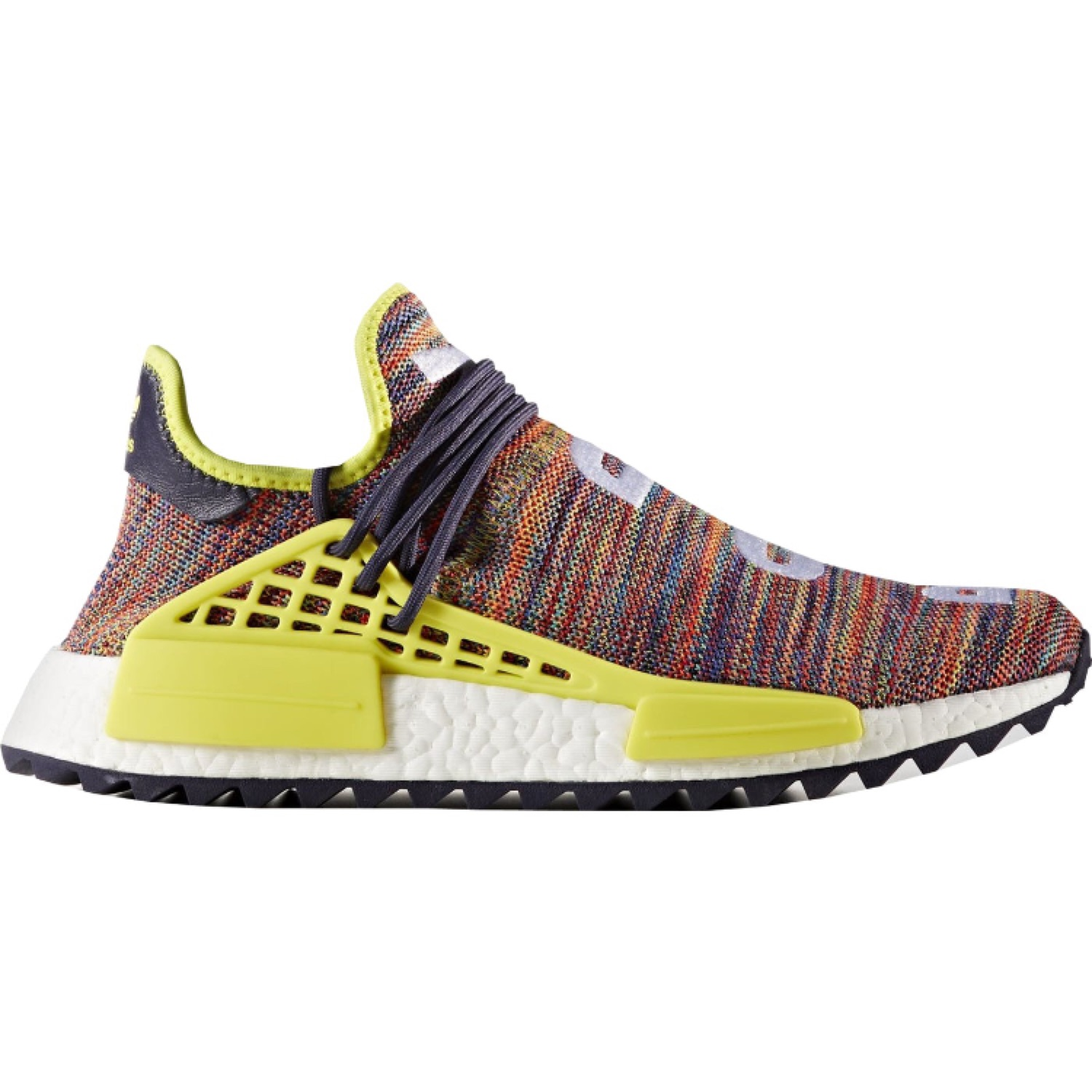online store 7e473 bd0ce Adidas Pharrell Human Race Multi Color 6.5