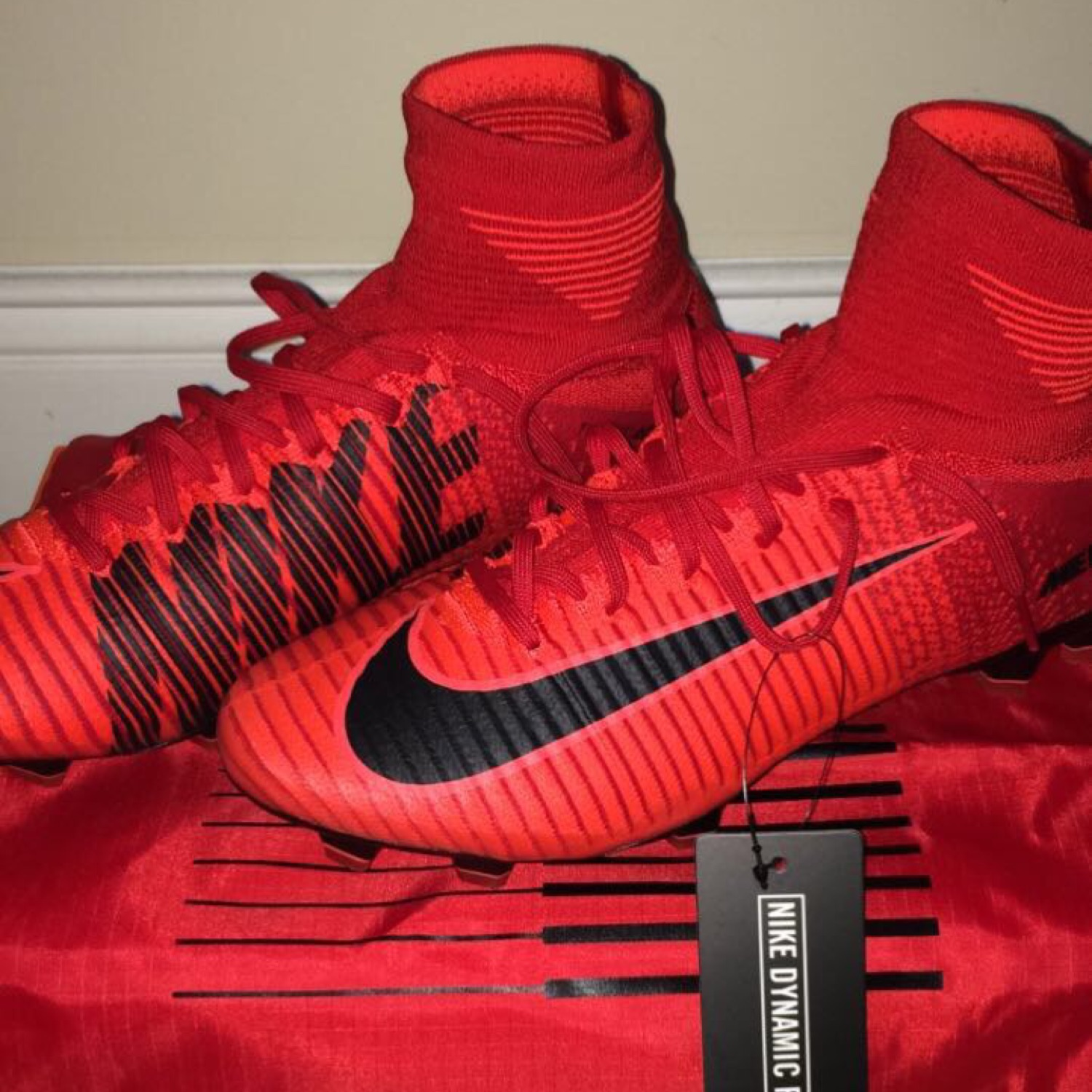 sale retailer 4dae7 9cfe7 Nike Mercurial Superfly V (Fire Pack)