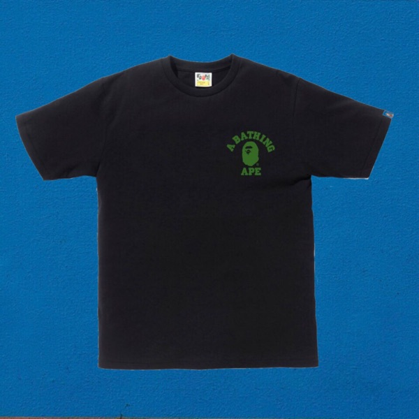 A Bathing Ape Abc College Ats Tee