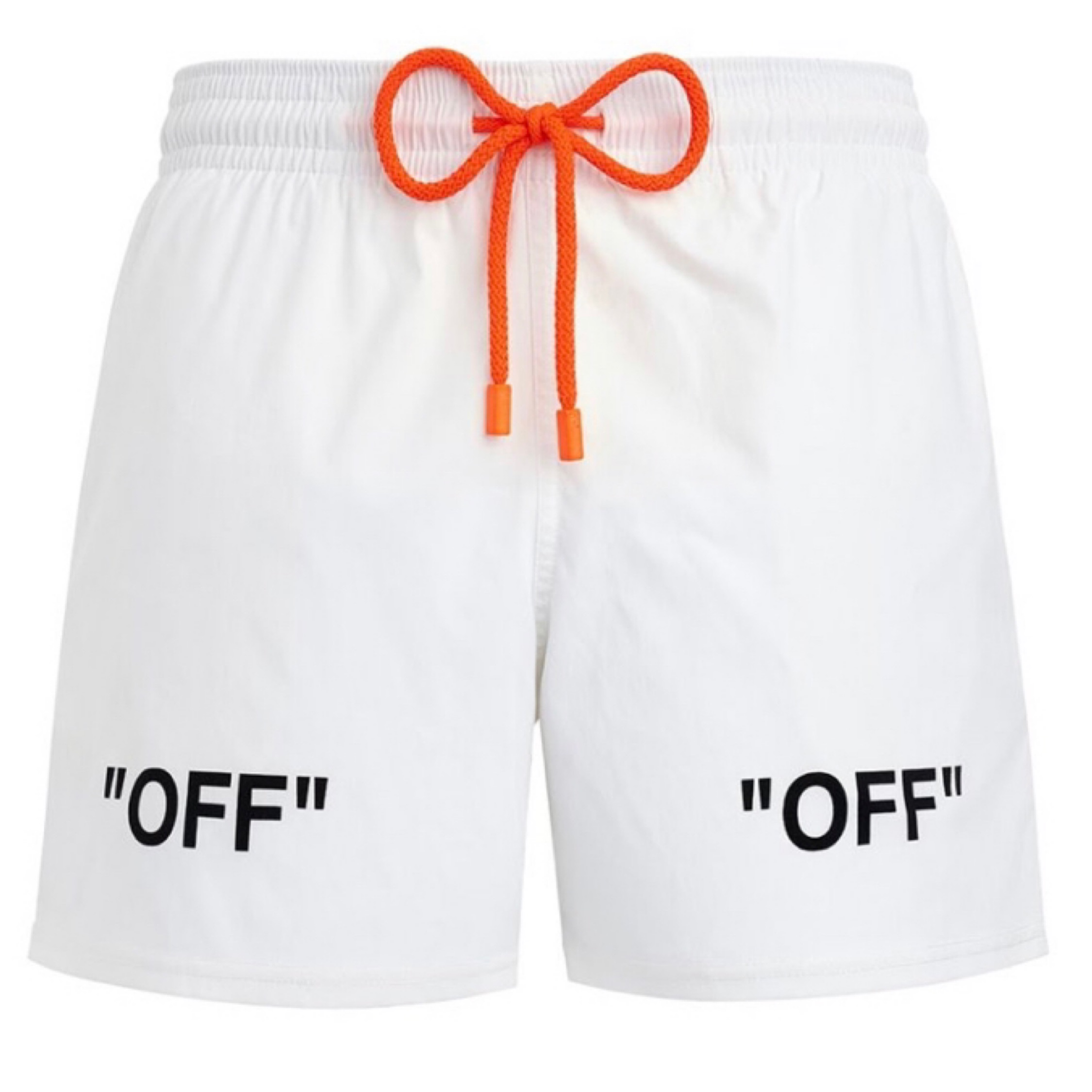 for sale great discount quality Off White X Vilebrequin White Swim Shorts