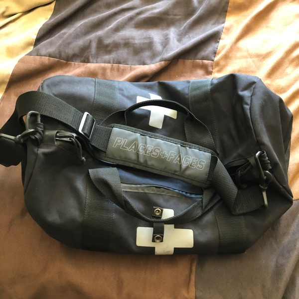 Places + Faces Duffle Bag
