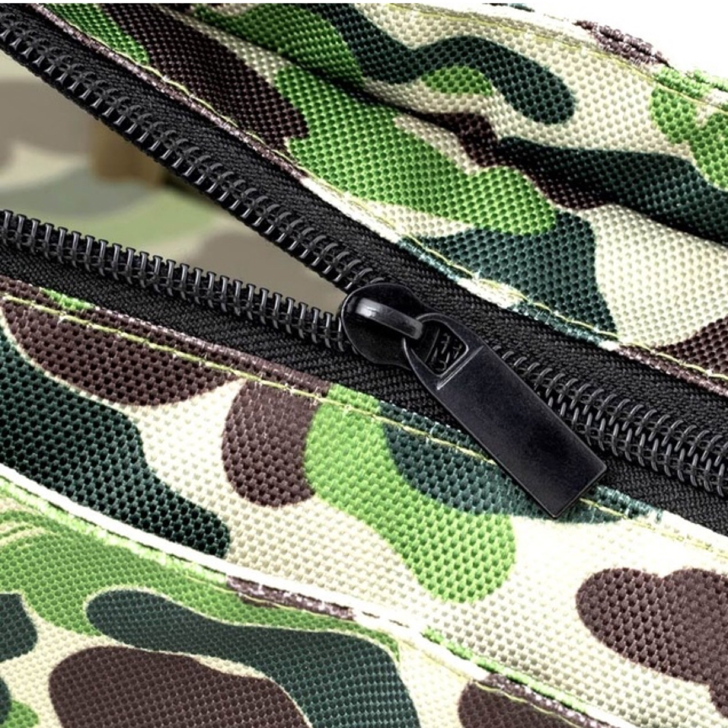 Bape Shoulder Bag Camo Messenger Sling Hip Body