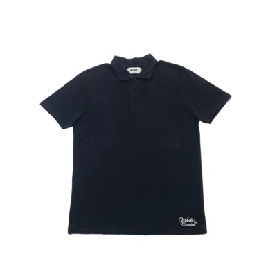 Palace London Polo Tee Navy Blue Size Medium