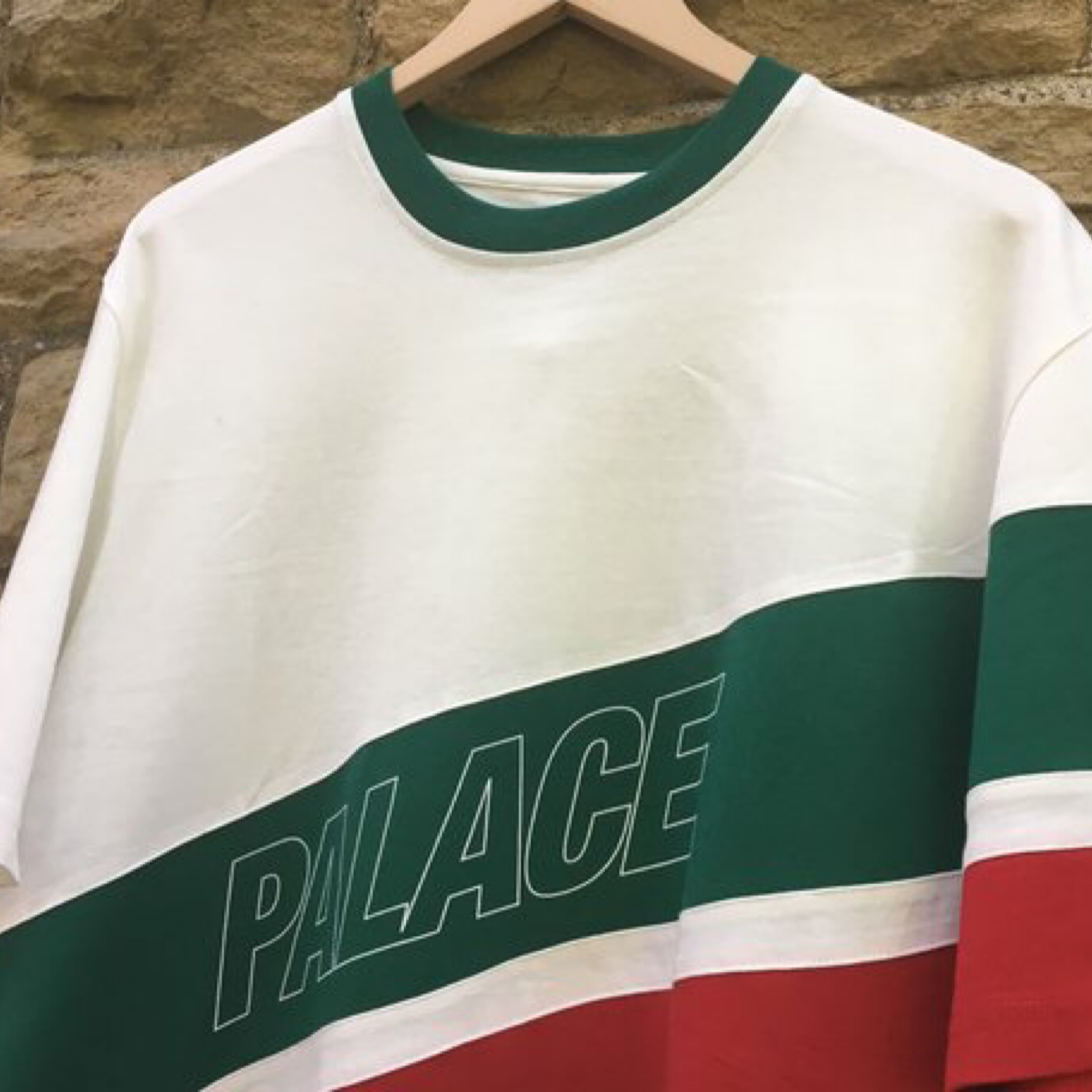 24423b0a Palace Tee. Sold. L