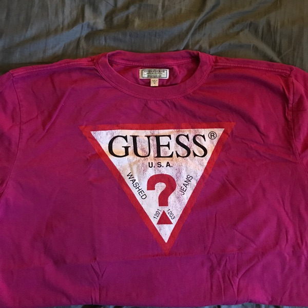 Guess Vintage Graphic